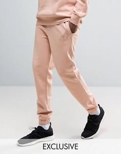 Розовые джоггеры с логотипом Puma эксклюзивно для ASOS 57533102 - Розовый