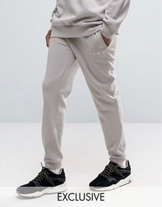 Серые джоггеры с логотипом Puma эксклюзивно для ASOS 57533101 - Серый