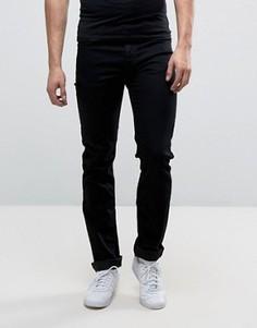Черные облегающие джинсы Versace - Черный