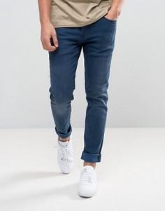 Узкие джинсы цвета индиго Pepe Jeans Nickel - Синий