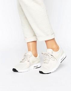 Кроссовки овсяного цвета Nike Air Max Zero - Серый