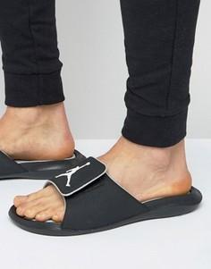 Шлепанцы Nike Air Jordan Hydro 6 881473-011 - Черный