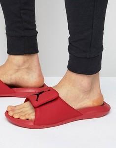 Шлепанцы Nike Air Jordan Hydro 6 881473-600 - Красный