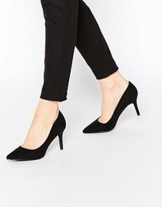 Туфли-лодочки на каблуке New Look - Черный