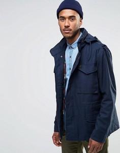 Куртка Farah Army - Темно-синий