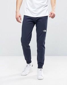 Узкие темно-синие спортивные штаны The North Face Nse - Темно-синий