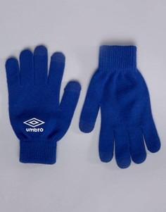 Спортивные перчатки Umbro - Синий