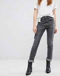 Зауженные джинсы Levis 501 - Черный Levis®