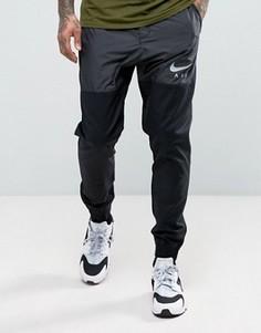 Черные суженные книзу джоггеры Nike Air 832204-010 - Черный