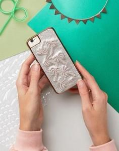Чехол для iPhone 6/6S/7 с пальмами Skinnydip - Мульти