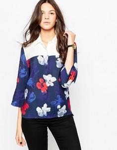 Рубашка Wood Wood Christa - Темно-синий