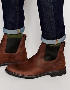 Ботинки челси Timberland - Коричневый