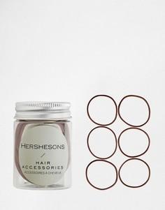 Резинки для волос Hershesons - Бесцветный