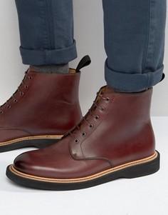 Ботинки на шнуровке Paul Smith Patrick - Красный