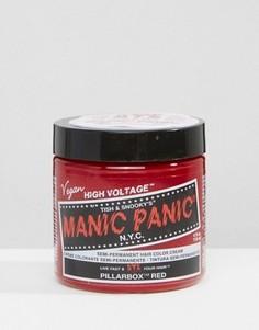 Крем-краска для волос временного действия Manic Panic NYC Classic - ярко-красный - Красный