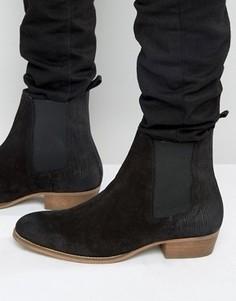 Замшевые ботинки челси House Of Hounds Keats - Черный