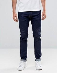 Облегающие джинсы Edwin ED-85 - Синий