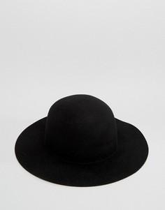Черная шляпа Goorin Lawton - Черный