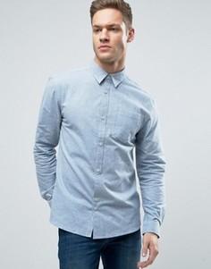 Рубашка классического кроя Bellfield - Синий