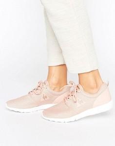 Розовые сетчатые кроссовки Le Coq Sportif Dynacomf - Розовый