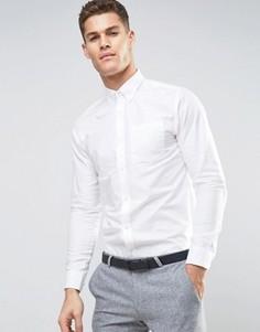 Оксфордская рубашка Jack & Jones Premium - Белый