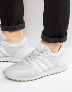 Серые кроссовки adidas Originals Los Angeles BB1123 - Серый