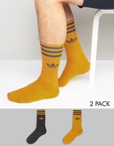 2 пары носков adidas Originals - Мульти