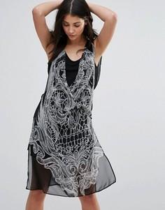 Платье Religion Vice - Черный