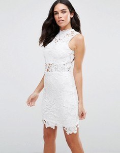 Кружевное платье Parisian - Белый