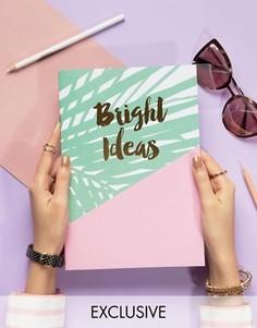 Блокнот Ohh Deer Bright Ideas A4 - Мульти