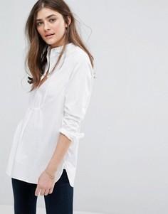 Удлиненная рубашка Jack Wills - Белый