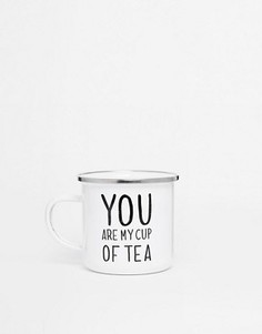 Кружка You Are My Cup of Tea Sass & Belle - Мульти