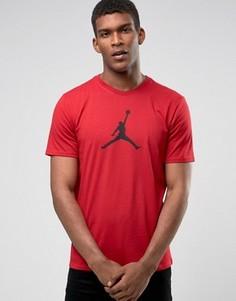 Красная футболка Nike Jordan 801051-687 - Красный