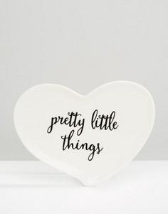 Блюдце для украшений Sass & Belle Pretty Little Things - Мульти
