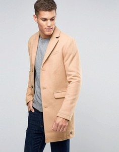 Шерстяное пальто Esprit - Рыжий