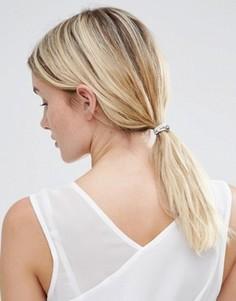 Набор резинок для волос с искусственным жемчугом ALDO - Мульти