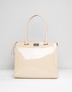 Лакированная сумка-тоут Pauls Boutique - Розовый