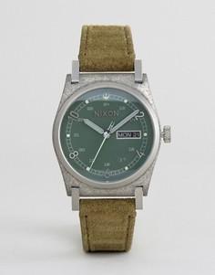 Часы с кожаным ремешком Nixon X Star Wars Jyn - Коричневый