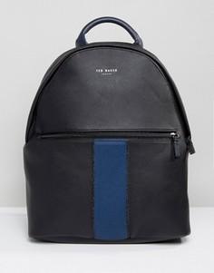 Рюкзак с тканой отделкой Ted Baker - Черный