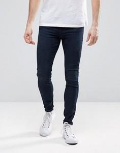 Супероблегающие джинсы из органического хлопка Dr Denim Dixy - Синий