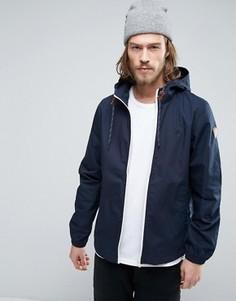 Темно-синяя куртка с капюшоном Element Alder - Темно-синий