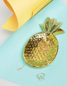 Поднос для украшений в виде ананаса Sass & Belle - Мульти