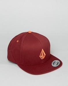 Бейсболка Volcom 3D Stone - Оранжевый