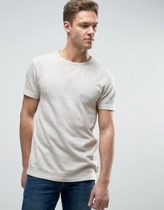 Жаккардовая футболка в полоску Bellfield - Stone