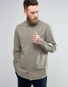 Структурированная рубашка Weekday Pablo - Зеленый