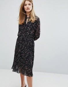 Платье с цветочным принтом Getsuz Stacie - Мульти Gestuz