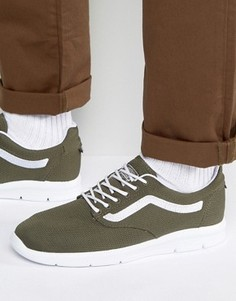 Зеленые кроссовки Vans Iso 1.5 VA2Z5SN6V - Зеленый