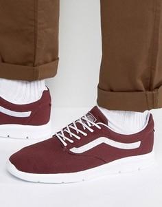 Красные кроссовки Vans Iso 1.5 VA2Z5SN6Z - Красный
