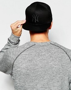Бейсболка c буквами NY New Era 9Fifty - Черный