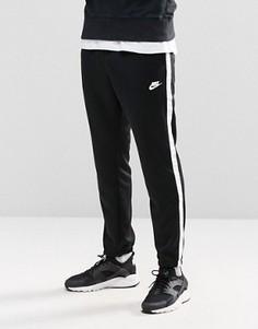 Черные облегающие джоггеры Nike 678637-010 - Черный